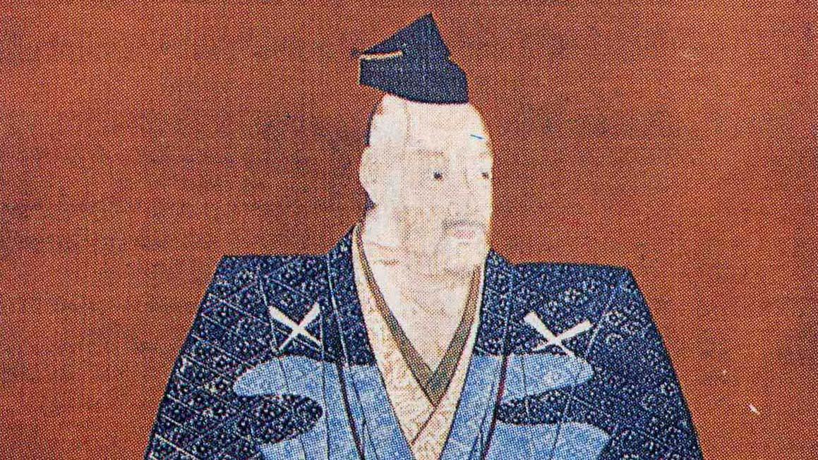 浅井久政像