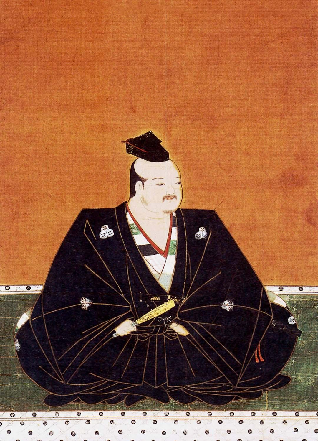 浅井長政像 (高野山持明院像)