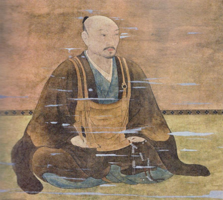 朝倉敏景像(心月寺蔵)