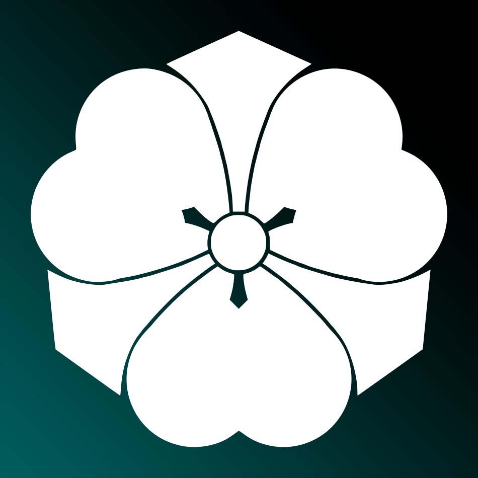 家紋:剣片喰