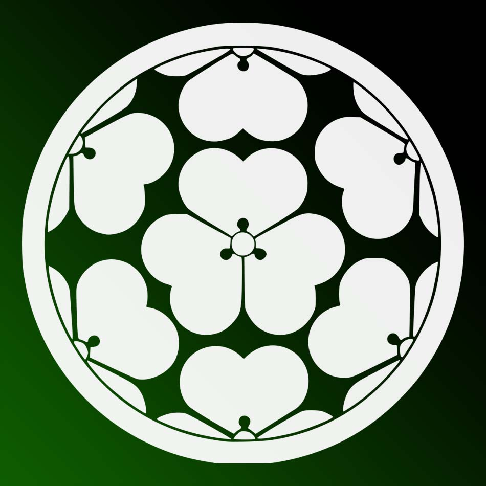 家紋:七つ酢漿草