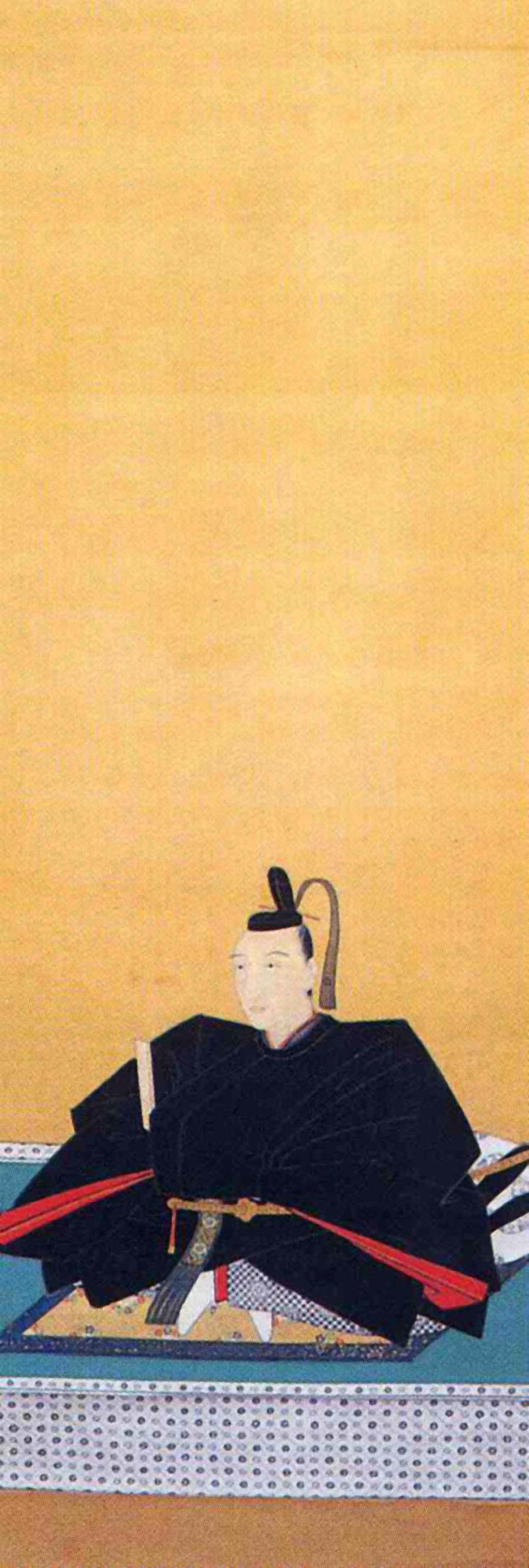 織田信長図像(兵庫県氷上町 所蔵)