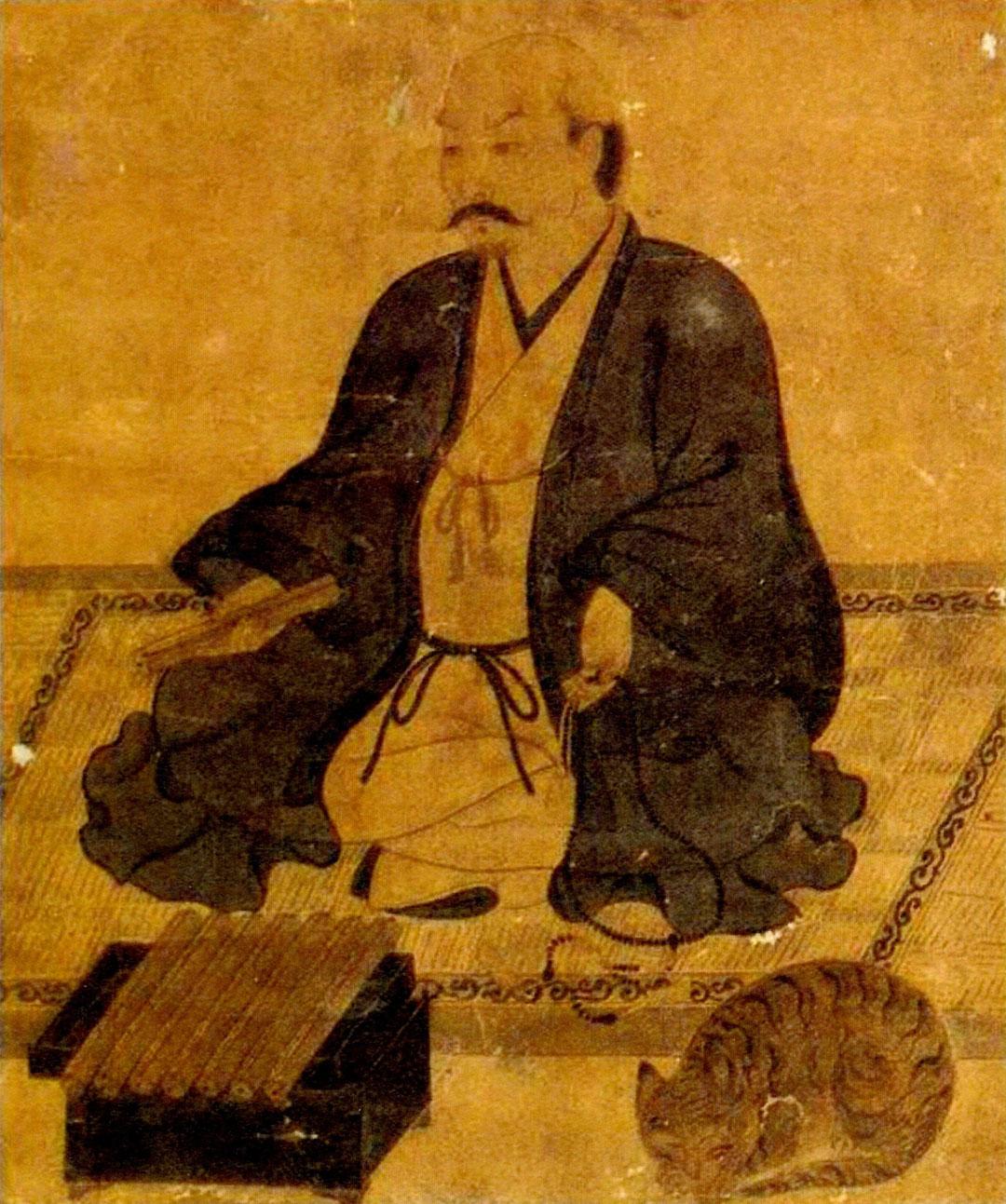 小田氏治像(法雲寺蔵)