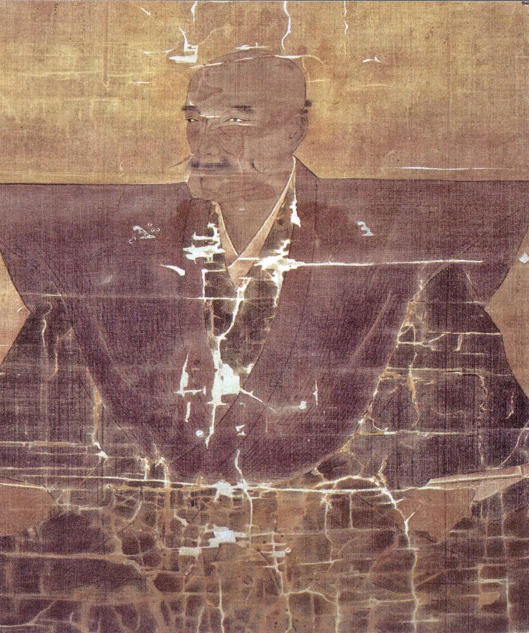 斎藤道三像(常在寺蔵)
