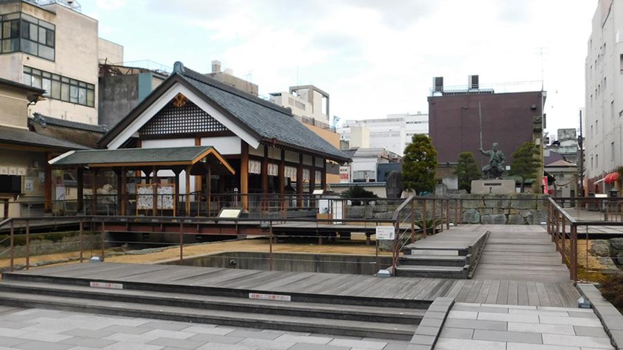 柴田神社 拝殿