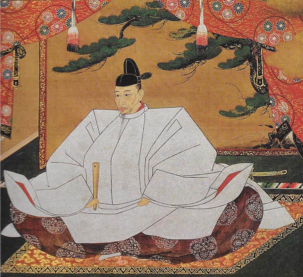 豊臣秀吉像(狩野光信画)