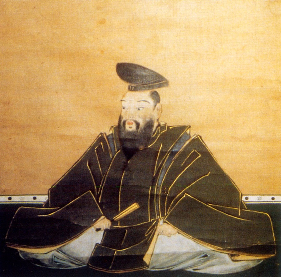 津軽為信像(革秀寺蔵)
