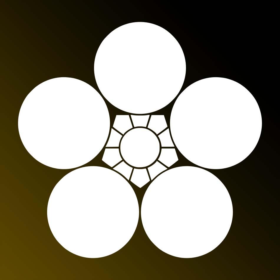 家紋:梅鉢